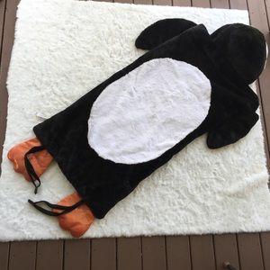 7bcb5f6437 Accessories - Animal Adventure Faux Fur Sleeping Bag Penguin